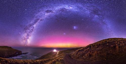Earth Day Aurora | by robjdickinson