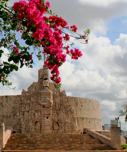 Merida: El monumento de la patria
