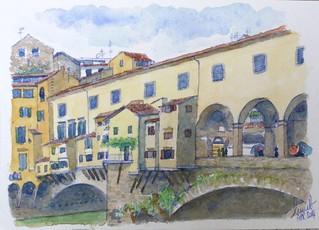 Firenze - Ponte Vecchio | by LB Album