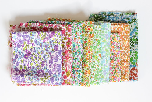 Behind the Scenes: Sweet Meadow Print | by Jeni Baker | In Color Order