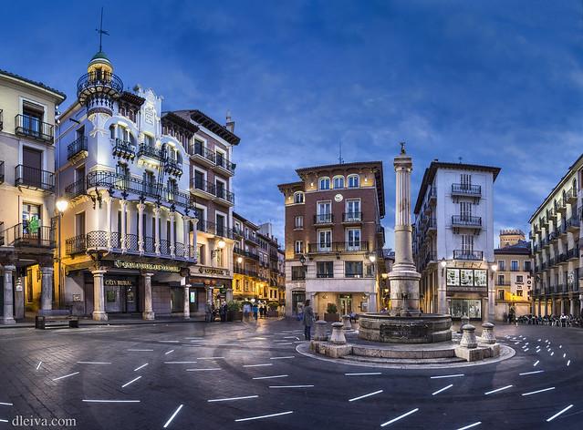 Plaza del Torico (Teruel)