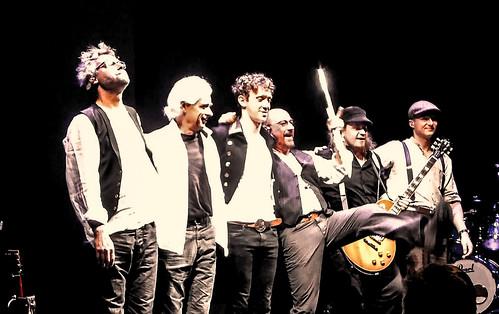 Ian Anderson and Band Guilford England G Live  May 2014