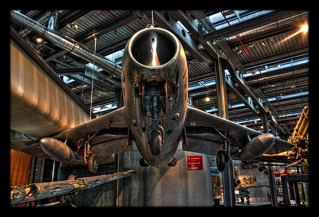 Berlin - Deutsches Technikmuseum Berlin - MIG 15
