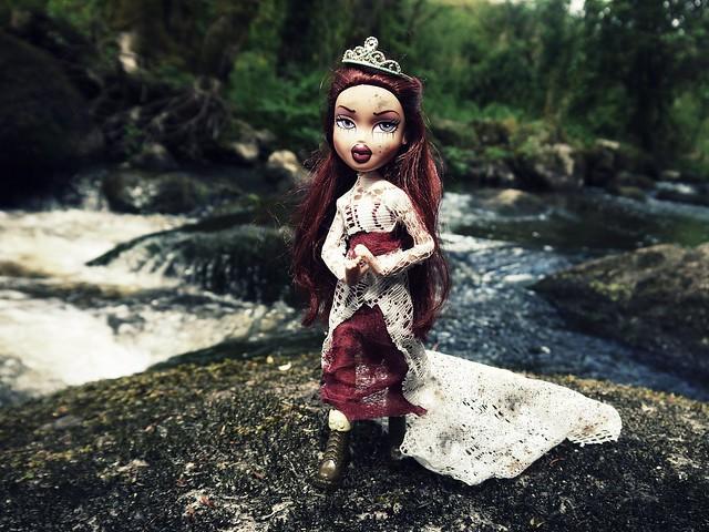 Victoria Adamson - BNTM - Theme 1 - Lost Princess