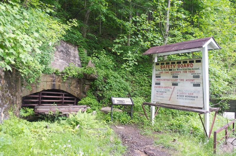 Kaymoor Mine Ruins  WV