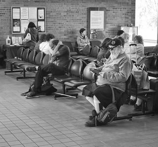 Train Station (Ann Arbor Michigan)