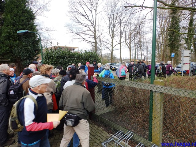 15-02-2014 Woerden 26 Km (03)