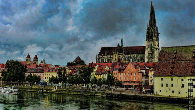 Catedral de Ratisbona - Regensburg Cathedral