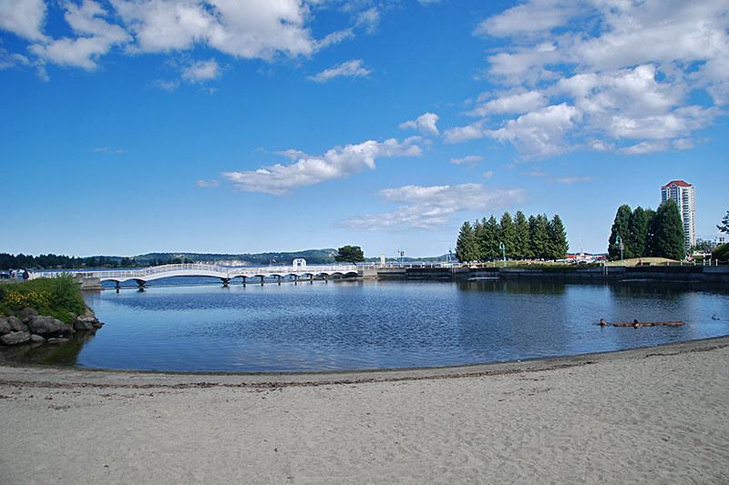 Nanaimo Walkway, Nanaimo, Vancouver Island, British Columbia, Canada