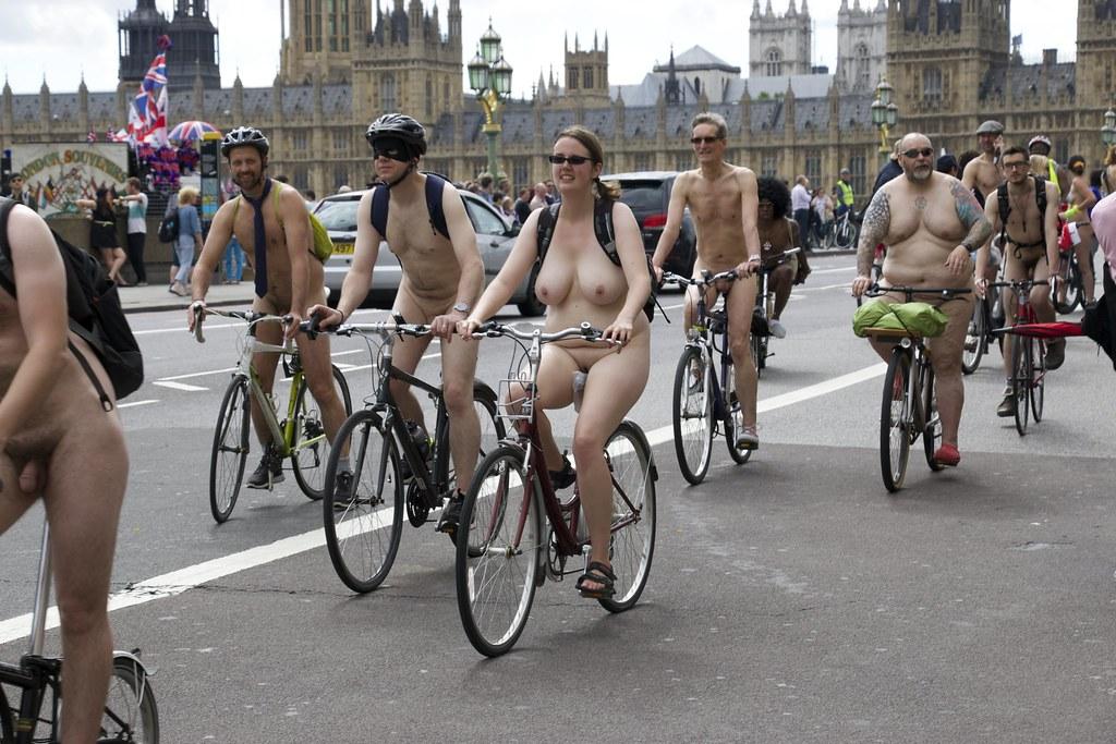 World naked bike ride toronto