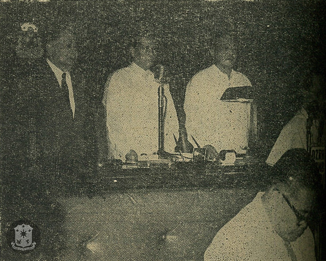 President Macapagal's 1st SONA