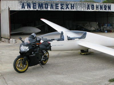 Of aeroplanes and automobiles.