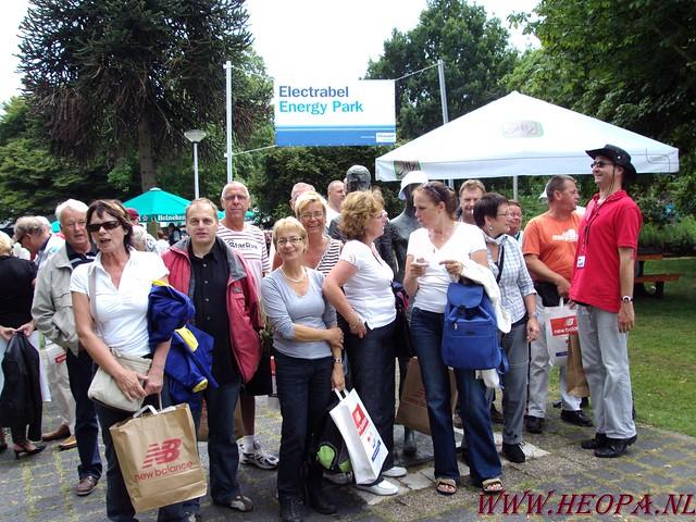 19-07-2009    Aan komst & Vlaggenparade (13)