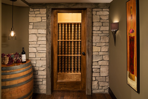 Wine Cellar | by Jim Kuiken Design