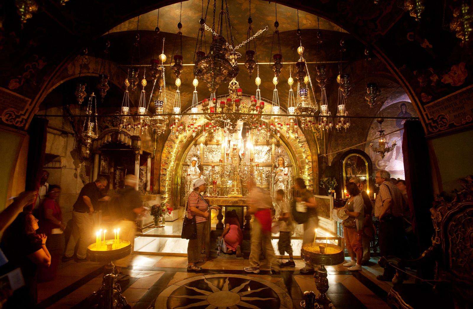 Jerusalem_Holy Sepulcher_5_Noam Chen_IMOT
