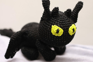 Crochet Toothless Pattern from How to Train Your Dragon | Crochet ... | 213x319