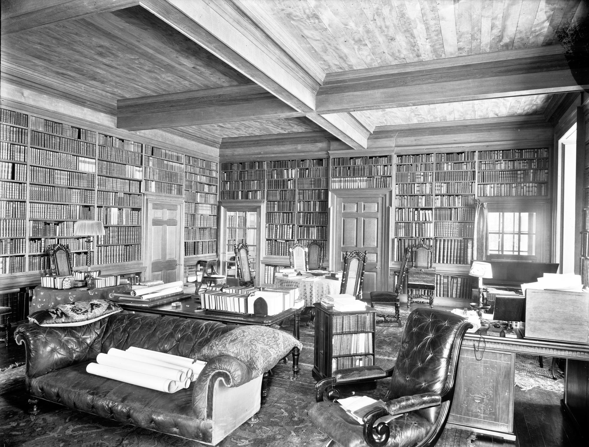 Howth Castle, Library, Howth, Co. Dublin