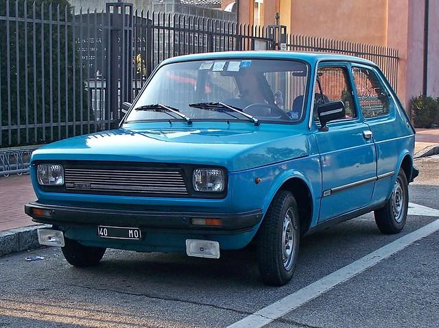 Fiat 127 900 C - 1977