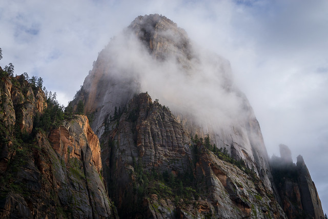 Misty Mountains of Zion