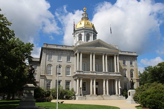 New Hampshire State House (Concord, New Hampshire) | by cmh2315fl