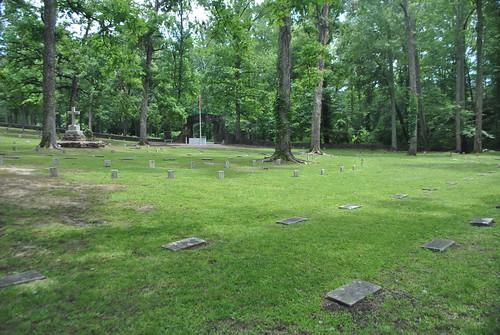 cemetery georgia war battle confederate civil american resaca