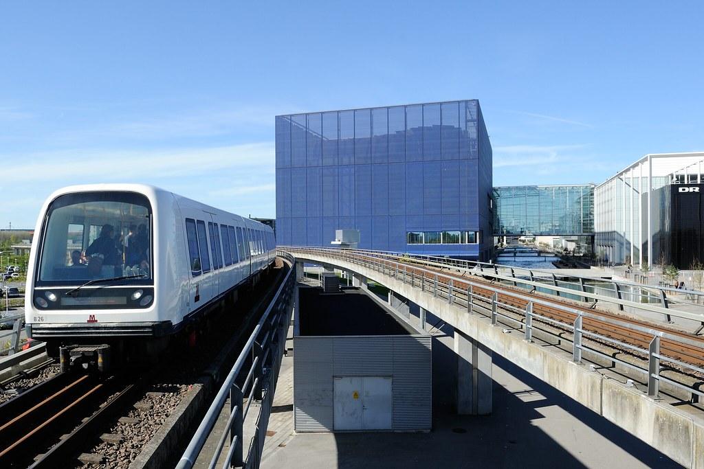 Driver-less metros in Denmark