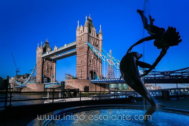 Blog de viajes: Rutas y paseos recomendados por Londres (2): Desde la Noria o London Eye, por South Bank, Puente y Torre de Londres, hasta la Catedral de San Pablo (St. Paul´s)