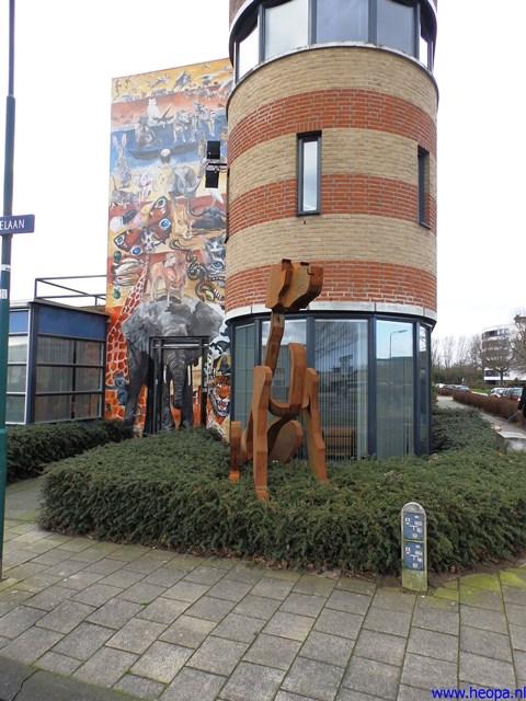 15-02-2014 Woerden 26 Km (06)