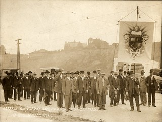 Seattle Municipal Day parade, 1913