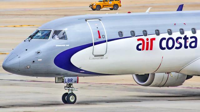 Air Costa Embraer 190 VT-LBR