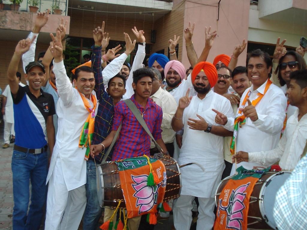 BJP Sikh Leader Sukhminderpal Singh Grewal and brainy quot