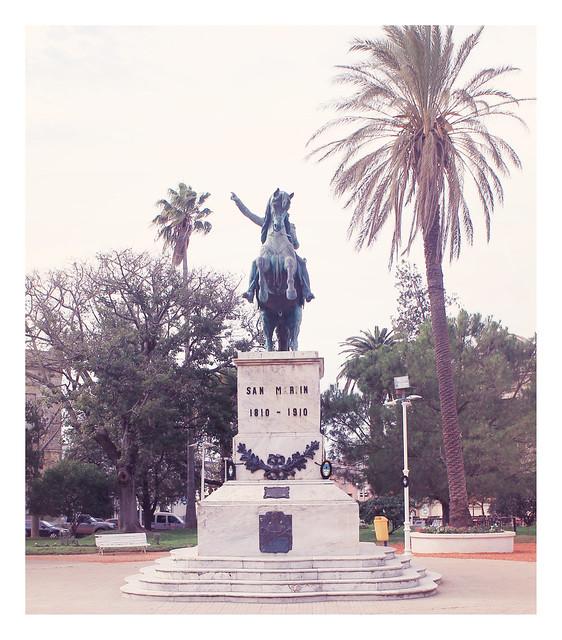 San Martin in Victoria.