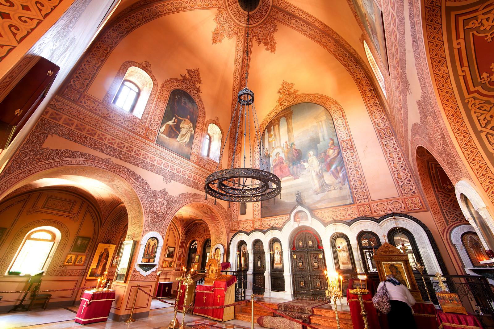 Jerusalem_Church of Mary Magdalene_3_Noam Chen_IMOT