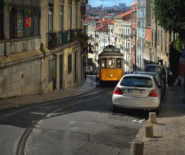 Lisbon Castello