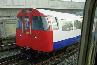 London Underground - Victoria Line Railtour - 1967 Stock   by metromadme