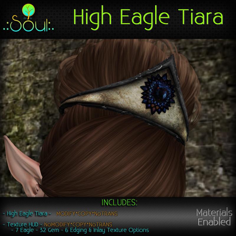 2014 High Eagle Tiara