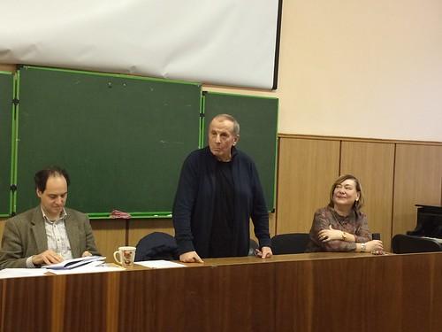 Дек 19 2014 - 11:07 - Встреча с американским писателем Джулианом Лоуэнфельдом
