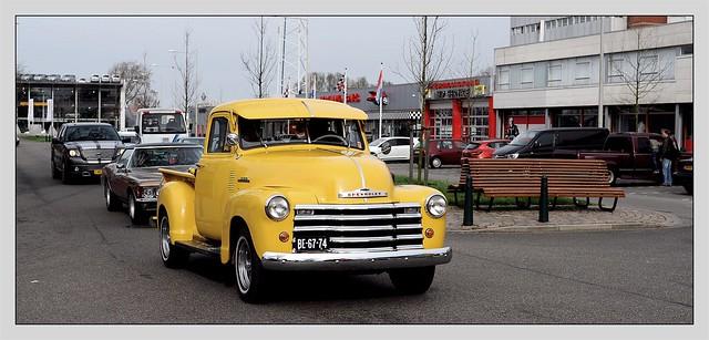 Chevrolet 3100 Pick-Up / 1953