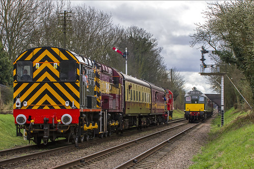 Five Diesels | by Kev Gregory