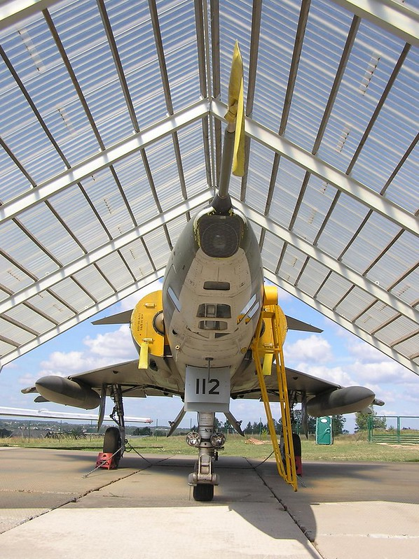 Dassault Mirage III RS 1