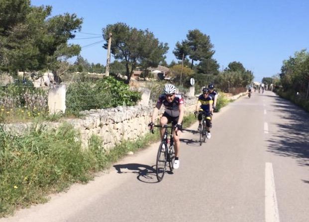 2017 Trainingscamp Mallorca