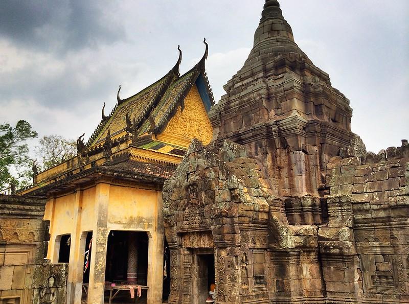 Kampong Cham: Nokor Wat