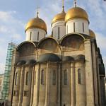 Transsibérien - Moscou - Kremlin