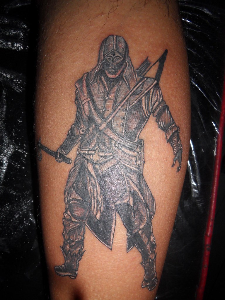 Assassin S Creed 3 Tattoo Www Bigguystattoo Com Welcome To Flickr