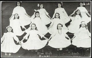 Canowindra Public School - Blue Bell dance | by NSW State Archives and Records