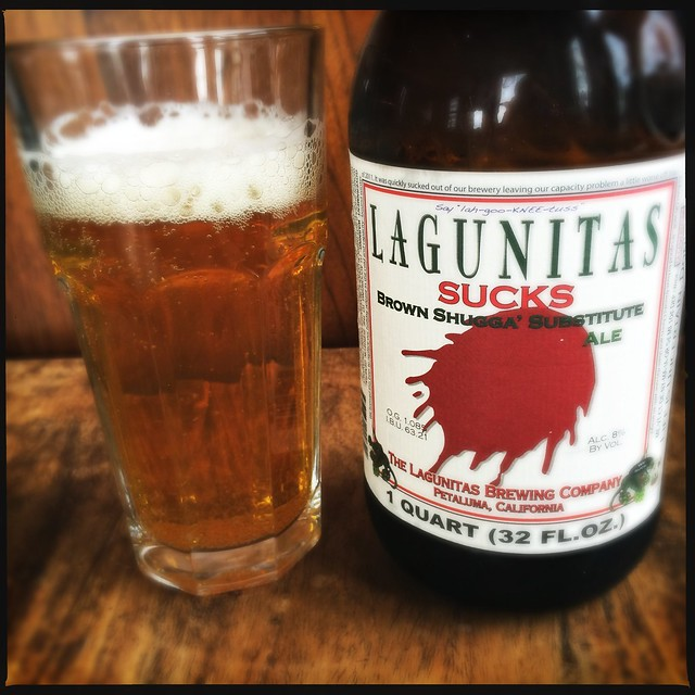 Lagunitas Sucks.