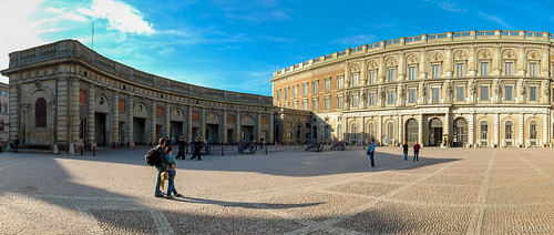 The Royal Palace in Stockholm | by AdamTje