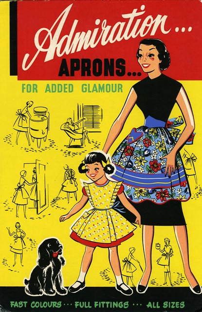 Admiration Aprons