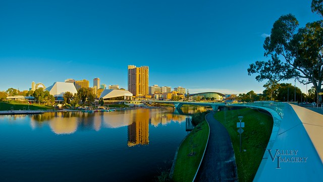 Adelaides new skyline