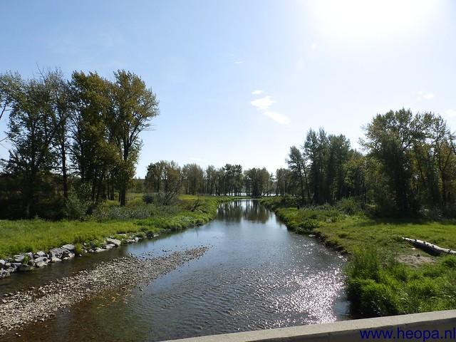 16-09-2013 De Vallei - fishcreek wandeling 36 Km  (9)